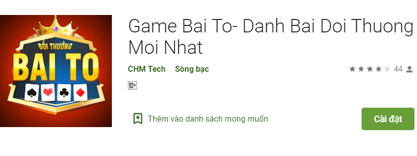 Tải game Bai To